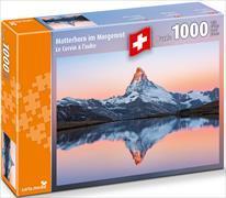 Cover-Bild zu Matterhorn im Morgenrot
