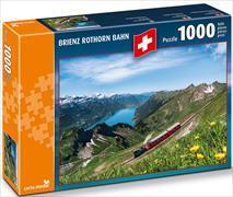 Cover-Bild zu Brienz Rothorn Bahn