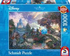 Cover-Bild zu Disney - Cinderella