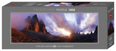 Cover-Bild zu 3 Peaks Panorama