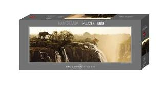 Cover-Bild zu Elephant. Panorama Puzzle