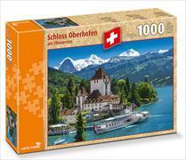Cover-Bild zu Schloss Oberhofen