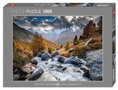 Cover-Bild zu Mountain Stream von Rojas, Rafael