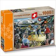 Cover-Bild zu Schwägalp-Schwinget. Puzzle