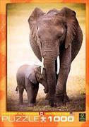 Cover-Bild zu Elephant mit Baby