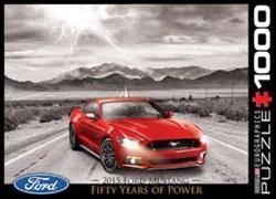 Cover-Bild zu Ford Mustang