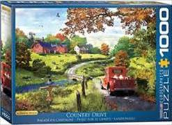 Cover-Bild zu Country Drive