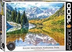 Cover-Bild zu Rocky Mountain National Park