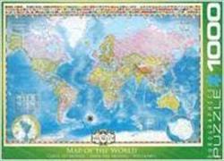 Cover-Bild zu Map of the World