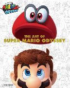 Cover-Bild zu The Art of Super Mario Odyssey (eBook) von Nintendo