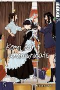 Cover-Bild zu Komi can't communicate 05 (eBook) von Oda, Tomohito