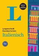 Cover-Bild zu Langenscheidt Grundwortschatz Italienisch