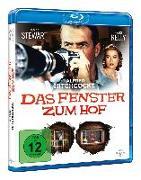 Cover-Bild zu Hitchcock Das Fenster zum Hof von Thelma Ritter (Schausp.)