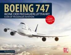 Cover-Bild zu Boeing 747 von Bauernfeind, Ingo