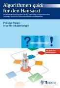Cover-Bild zu Algorithmen quick für den Hausarzt von Furger, Philippe