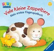 Cover-Bild zu Viele kleine Zappeltiere von Penners, Bernd