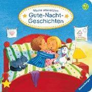 Cover-Bild zu Meine allerersten Gute-Nacht-Geschichten von Nahrgang, Frauke
