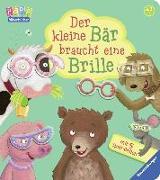 Cover-Bild zu Der kleine Bär braucht eine Brille von Penners, Bernd