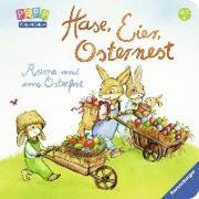 Cover-Bild zu Hase, Eier, Osternest - Reime rund ums Osterfest von Penners, Bernd