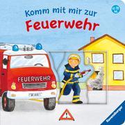 Cover-Bild zu Komm mit mir zur Feuerwehr von Penners, Bernd