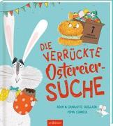 Cover-Bild zu Die verrückte Ostereiersuche von Guillain, Adam