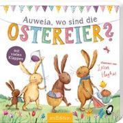 Cover-Bild zu Auweia, wo sind die Ostereier? von Mumford, Martha