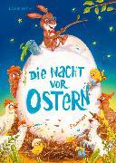 Cover-Bild zu Die Nacht vor Ostern von Reitz, Nadine