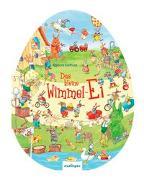 Cover-Bild zu Das kleine Wimmel-Ei von Korthues, Barbara (Illustr.)