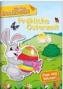Cover-Bild zu Meine Stickerwelt. Fröhliche Osterzeit