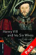 Cover-Bild zu Oxford Bookworms Library: Level 2:: Henry VIII and his Six Wives audio CD pack von Hardy-Gould, Janet