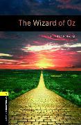 Cover-Bild zu Oxford Bookworms Library: Level 1:: The Wizard of Oz von Baum, Frank