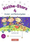 Cover-Bild zu Mathe-Stars - Knobel- und Sachaufgaben 4. Schuljahr. Übungsheft mit Lösungen von Hatt, Werner