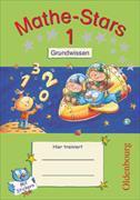 Cover-Bild zu Mathe-Stars - Grundwissen 1. Schuljahr. Übungsheft mit Lösungen von Hatt, Werner
