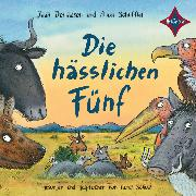 Cover-Bild zu Die hässlichen Fünf (Audio Download) von Scheffler, Axel