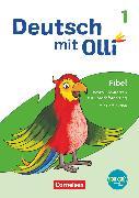 Cover-Bild zu Deutsch mit Olli, Erstlesen - Ausgabe 2021, 1. Schuljahr, Wort-Bild-Karten, Mit BOOKii-Funktion