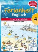 Cover-Bild zu Ferienheft Englisch 4. Klasse Volksschule von Gleich, Barbara