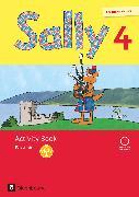 Cover-Bild zu Sally, Englisch ab Klasse 3 - Allgemeine Ausgabe 2014, 4. Schuljahr, Activity Book: Förderheft, Mit Audio-CD und Portfolio-Heft von Bredenbröcker, Martina
