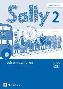 Cover-Bild zu Sally, Englisch ab Klasse 1 - Ausgabe 2015 für alle Bundesländer außer Nordrhein-Westfalen, 2. Schuljahr, Lehrermaterialien mit CD-ROM und 2 CDs von Brune, Jasmin