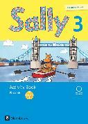 Cover-Bild zu Sally, Englisch ab Klasse 3 - Allgemeine Ausgabe 2014, 3. Schuljahr, Activity Book: Förderheft, Mit Audio-CD und Portfolio-Heft von Bredenbröcker, Martina