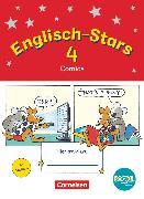 Cover-Bild zu Englisch-Stars, BOOKii-Ausgabe, 4. Schuljahr, Übungsheft Comics, Mit Lösungen von Gleich, Barbara