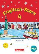 Cover-Bild zu Englisch-Stars, BOOKii-Ausgabe, 4. Schuljahr, Übungsheft, Mit Lösungen von Gleich, Barbara