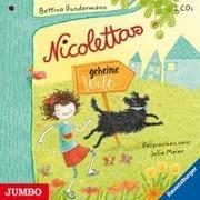 Cover-Bild zu Nicolettas geheime Welt von Gundermann, Bettina