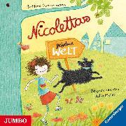 Cover-Bild zu Nicolettas geheime Welt (Audio Download) von Gundermann, Bettina