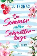 Cover-Bild zu Ein Sommer voller Schmetterlinge von Thomas, Jo