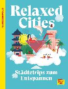 Cover-Bild zu MARCO POLO Relaxed Cities von Schader, Juliane