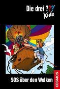 Cover-Bild zu Die drei ??? Kids, 9, SOS über den Wolken von Blanck, Ulf