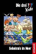 Cover-Bild zu Die drei ??? Kids, 66, Geheimnis im Meer (drei Fragezeichen Kids) (eBook) von Blanck, Ulf
