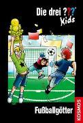 Cover-Bild zu Die drei ??? Kids, 42, Fußballgötter von Pfeiffer, Boris