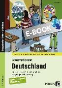 Cover-Bild zu Lernstationen: Deutschland (eBook) von Löffler, Ulrike
