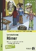 Cover-Bild zu Lernstationen: Römer von Hauck, Kathrin